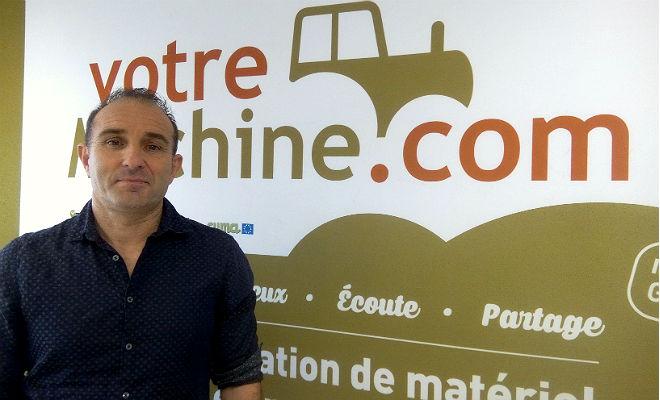 Start-up à succès : votremachine.com améliore le revenu des agriculteurs