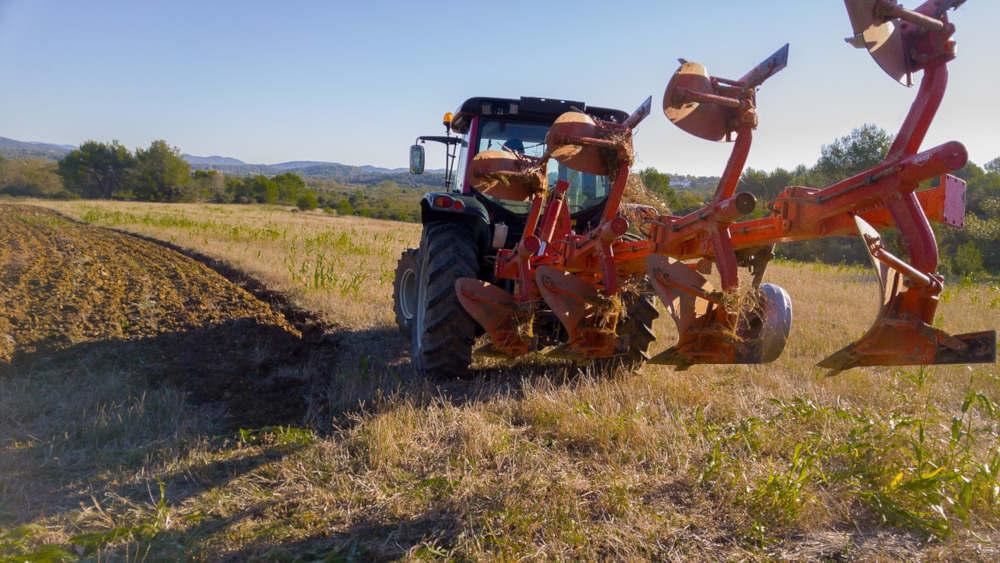 travail du sol en agriculture