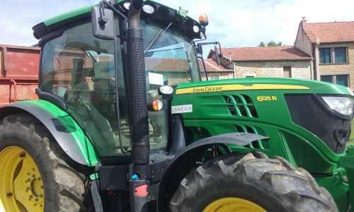 location tracteur agricole john deere 130 cv