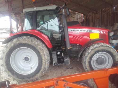 Balayeuse ramasseuse pour tracteur agricole excellent - Ramasse herbe tracte ...