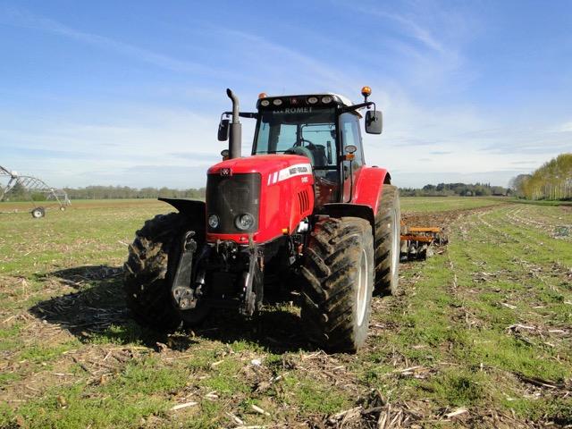 location tracteur agricole massey ferguson 200 cv