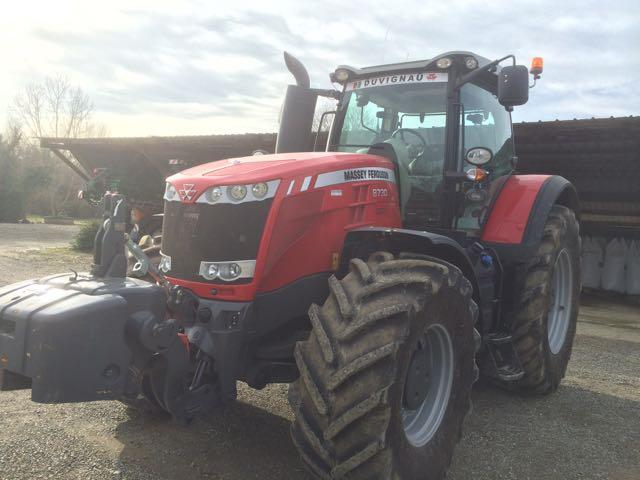 location tracteur agricole massey ferguson 300 cv